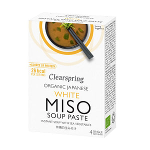 Japanese White Miso Instant Soup Paste 60g