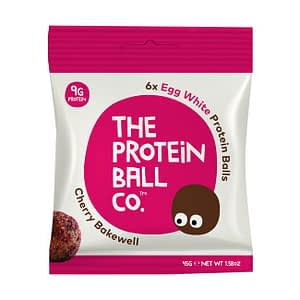 Protein Ball Cherry Bakewell 45g