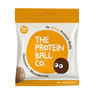 Protein Ball Coconut + Macadamia 45g