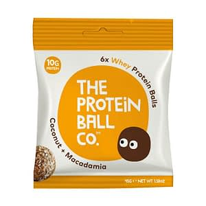 Protein Ball Coconut + Macadamia 45g