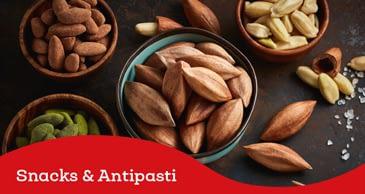 Sydney & Frances Feinkost: Snacks und Antipasti