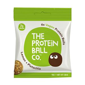 Protein Ball Lemon + Pistachio 45g