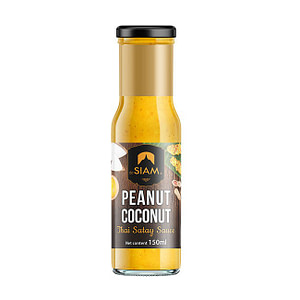 deSiam Erdnuss-Kokos-Sauce