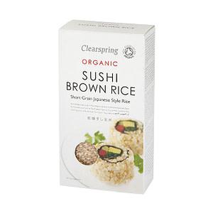 Clearspring Sushi Naturreis, BIO