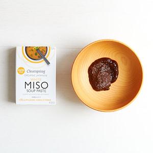 Helle Instant Paste für Miso Suppe!