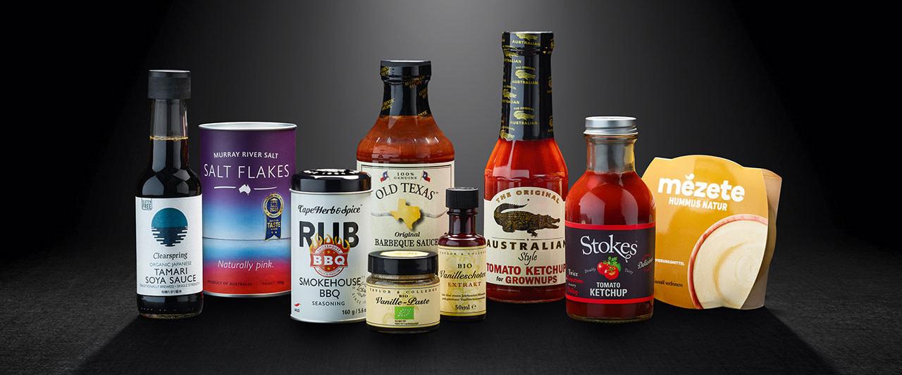 Sydney & Frances: Gourmetfood aus der ganzen Welt - von Saucen bis Gewürzen