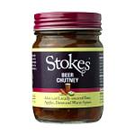 Gemischtes Obst- und Gemüse Chutney mit Bier von Stokes