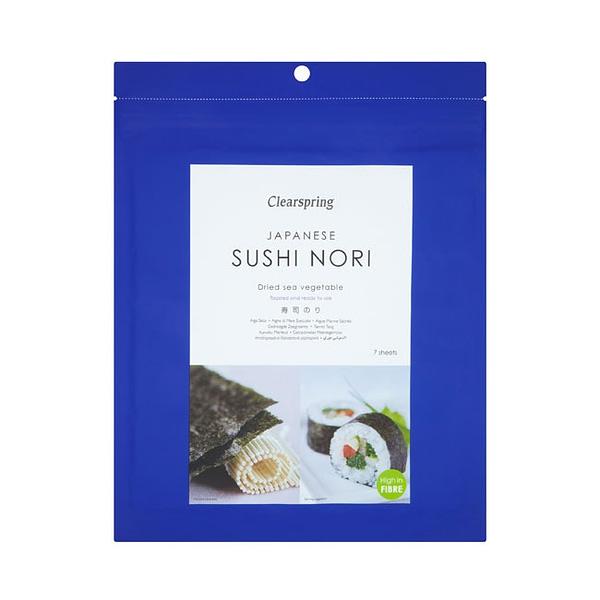 Sushi Nori- Knuspriger Nori Blätter