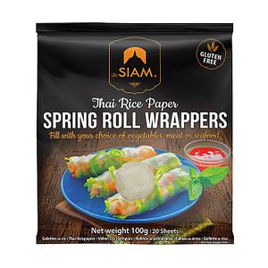 Thai-Reispapier für Frühlingsrollen von deSiam