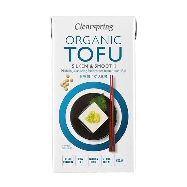 Organic Japanese Tofu 300g