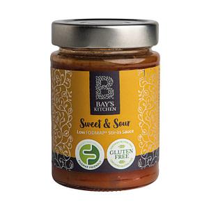 Asiatische Sauce süß-sauer mit Ananas von Bay's Kitchen
