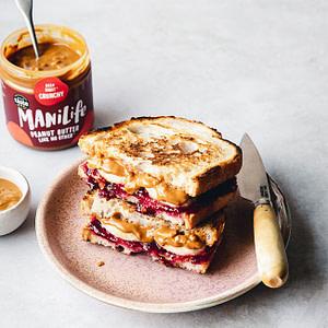 Frühstücks Ideen- Peanut Butter
