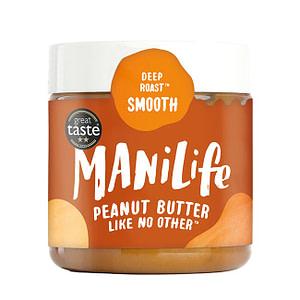 ManiLife Erdnussbutter aus kräftig gerösteten Erdnüssen